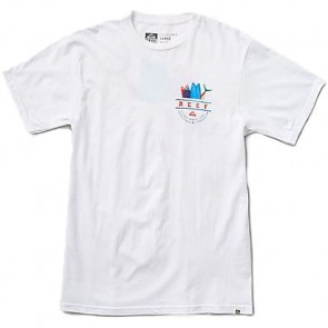 Reef Weekend T-Shirt - White