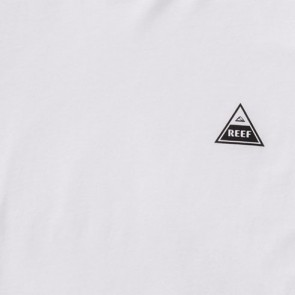 Reef Below T-Shirt - White