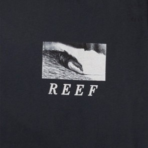 Reef Place T-Shirt - Black