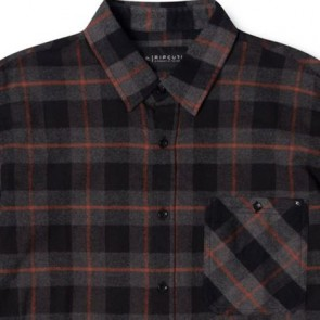 Rip Curl Countdown Flannel - Black