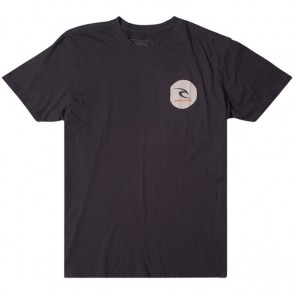 Rip Curl Corporate Heritage T-Shirt - Charcoal