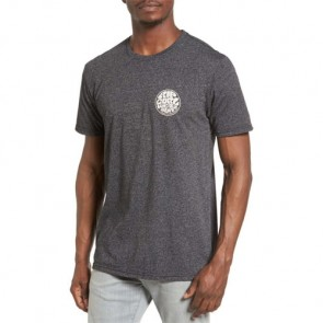 Rip Curl Wettie Tri-Blend T-Shirt - Black
