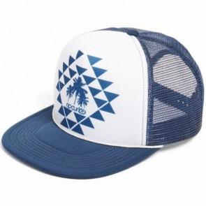 Rip Curl Women's Island Heat Trucker Hat - Navy