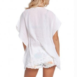 Rip Curl Women's Dreamweave Coverup - White