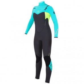Rip Curl Women's Flash Bomb 3/2 Chest Zip Wetsuit - 2014