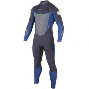 Rip Curl Dawn Patrol 3/2 Back Zip Wetsuit - 2015