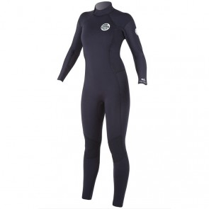 Rip Curl Women's Dawn Patrol 3/2 Back Zip Wetsuit - 2015