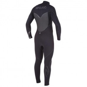Rip Curl Flash Bomb Plus 4/3 Chest Zip Wetsuit - 2014
