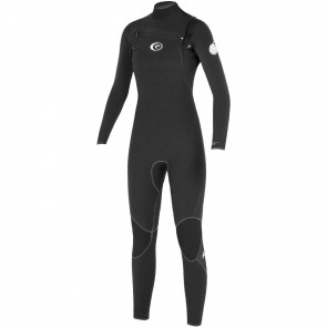 Rip Curl Women's Flash Bomb 3/2 Chest Zip Wetsuit - 2015