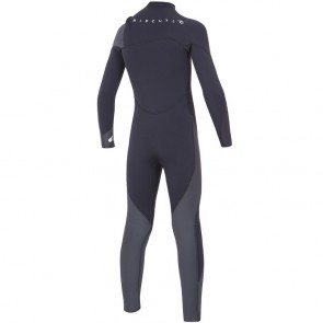 Rip Curl Youth Flash Bomb 4/3 Zip Free Wetsuit