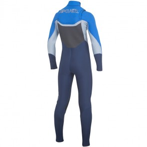 Rip Curl Youth Dawn Patrol 4/3 Chest Zip Wetsuit