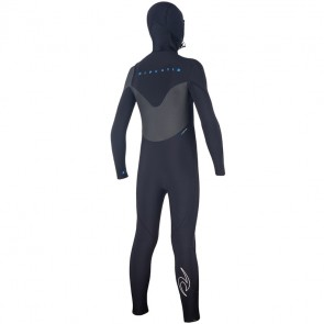Rip Curl Youth Flash Bomb 5/4/3 Hooded Wetsuit
