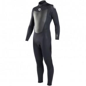 Rip Curl Omega 3/2 Flatlock Back Zip Wetsuit