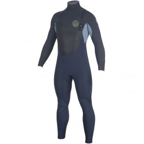 Rip Curl Flash Bomb Plus 4/3 Zip Free Wetsuit