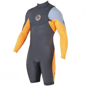 Rip Curl E-Bomb Pro Long Sleeve Zip Free Spring Wetsuit - 2015
