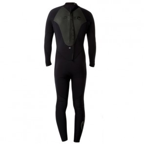 Rip Curl Flash Bomb 4/3 Back Zip Wetsuit - 2015