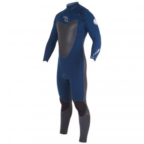Rip Curl Flash Bomb 3/2 Chest Zip Wetsuit - 2014
