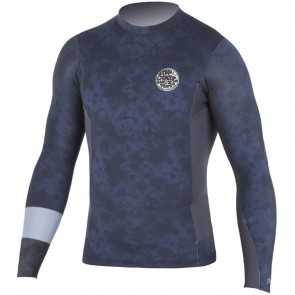 Rip Curl Wetsuits Aggrolite 1.5mm Long Sleeve Jacket - Grey