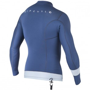 Rip Curl Wetsuits Aggrolite 1.5mm Long Sleeve Jacket - Navy - 2015