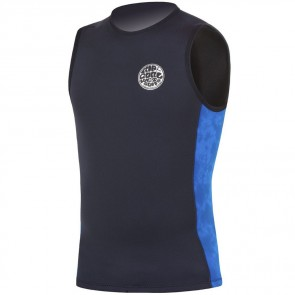 Rip Curl Wetsuits Aggrolite 1.5mm Vest - Blue