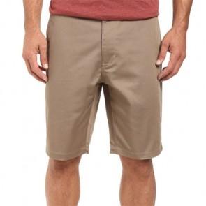 RVCA Week-End Shorts - Dark Khaki