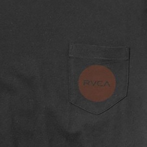 RVCA Motors Reverse T-Shirt - Black