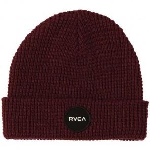 RVCA Ridgemont Beanie - Tawny Port