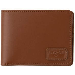RVCA Dispatch Wallet - Tan