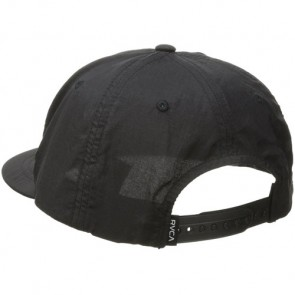 RVCA Layd Back Hat - Black