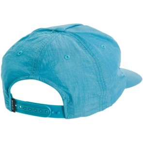 RVCA Layd Back Hat - Nile Blue