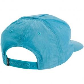 RVCA Layd Back Hat - Nile Blue