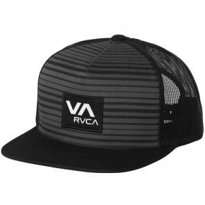 RVCA Quanti Trucker Hat - Black