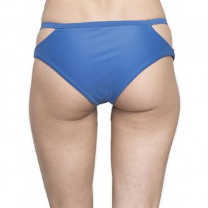 RVCA Women's Solid Triangle Two-Piece Swimsuit - Cerulean