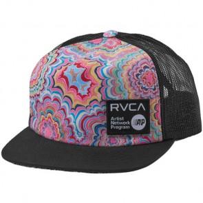 RVCA Women's Kelsey Trucker Hat - Multi