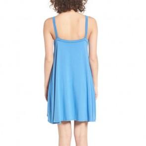 RVCA Women's Thievery Dress - Cerulean