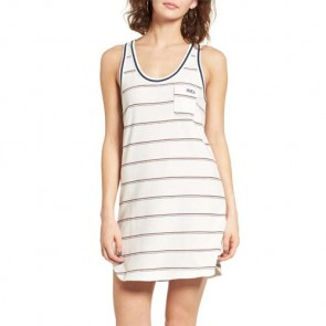 RVCA Women's Deviate Dress - White