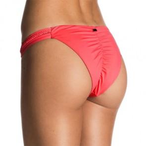 Roxy Women's Sunset Paradise Heart Two-Piece Swimsuit - Cherry