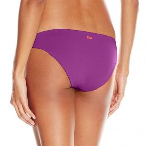 Roxy Women's Sunset Paradise 70's Two-Piece Swimsuit - Grape Juice
