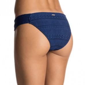 Roxy Women's Drop Diamond Two-Piece Swimsuit - Blue Depths