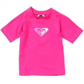 Roxy Toddler RoxALot Rashguard - Pink