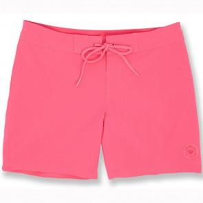 Roxy Youth Girls Classic RG Boardshorts - Fandango Pink