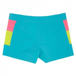 Roxy Youth Heart & Surf Boardshorts - Lake Blue