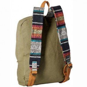 Roxy Women's Camp Fire Backpack - Military Olive