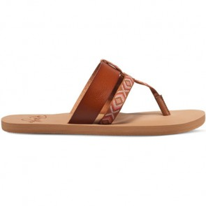 Roxy Women's Kahula Sandals - Tan
