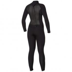 Roxy Women's Syncro 5/4/3 Back Zip Wetsuit - 2014