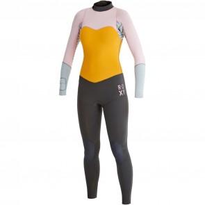 Roxy Women's XY 3/2 Back Zip Wetsuit