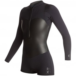 Roxy Women's XY 2mm Long Sleeve Spring Wetsuit