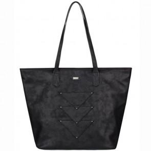 Roxy Women's Mosaic Spirit Tote Bag - True Black