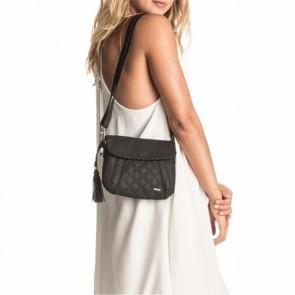 Roxy Women's Friday Night Cross Body Bag - Black