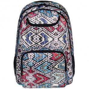 Roxy Women's Shadow Swell Backpack - Regata Souring Eyes
